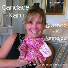 LLL019 Candace Karu: Marathon Woman @CandaceKaru