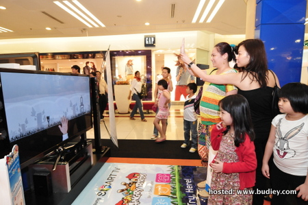 Samsung Dealers Roadshow- Angry Birds_Pic 4