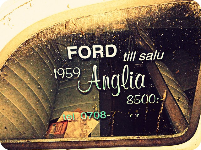 Ford for sale - 1. Photo: Andrea Gerak