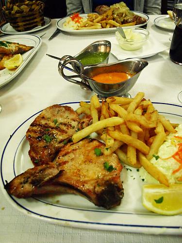 Canarian Cuisine, Los Gemelos, Puerto de la Cruz, Tenerife