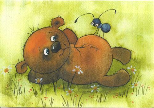 Victoria Kirdy Ant & Bear