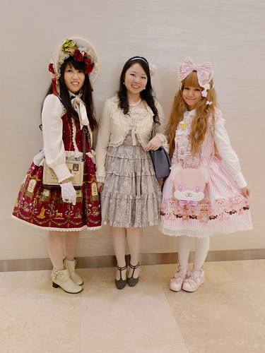 Lolita Meet-up @ TWG Pavilion