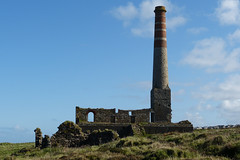 Levant Mine Compressor House, Cornwall