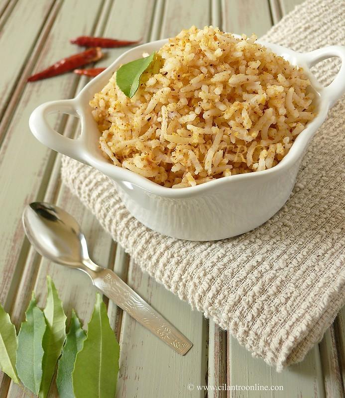 Poppy Seed Rice