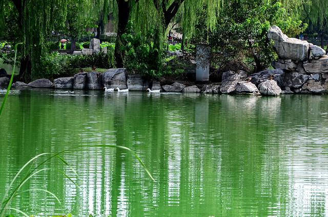 Longtan Park Beijing China