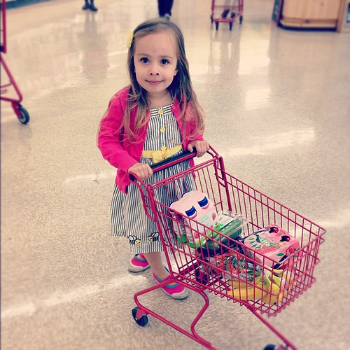 Littlest shopper