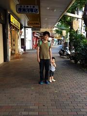 朝散歩 - 商店街 (2012/10/1)
