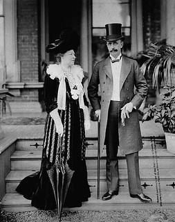 Earl and Countess Grey / Le comte et la comtesse Grey