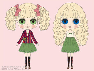 "Neo Blythe ""University of Love"""