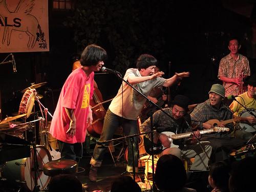 2012-10-01 京都 磔磔 with ふちがみとふなと