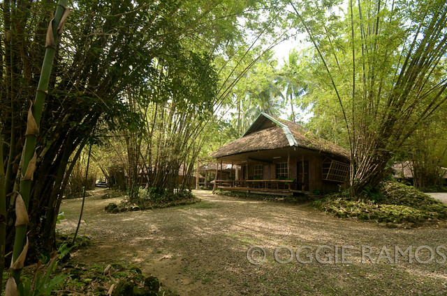 Guimaras Costa Aguada Bamboo Beach Cottage