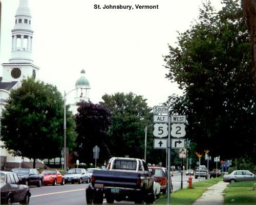 St Johnsbury VT