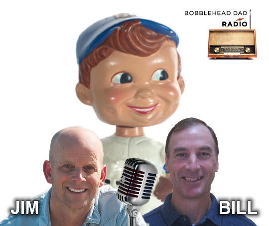 Jim Interviews Bill on Bobblehead Dad Radio