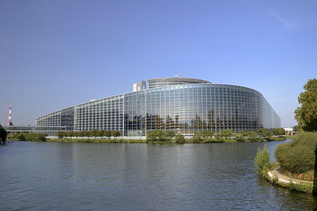 Parlement Européen Louise Weiss