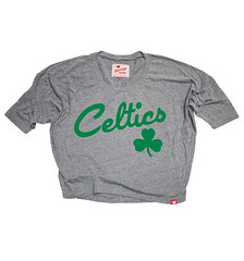 Boston Celtics Marshall Sweatshirt by Sportiqe Apparel