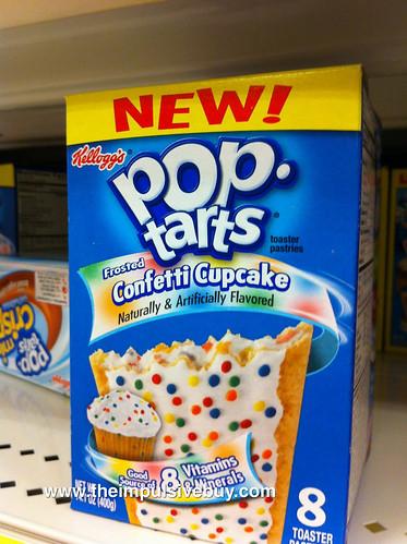 Confetti Cupcake Pop-Tarts