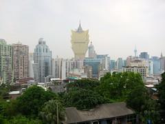 Macau with Grand Lisboa