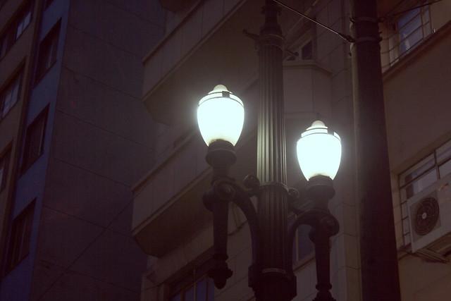 São Paulo e suas luzes