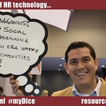 Cloud + Social = The beginning of a new era where talent communities rule! via @RobGarciaSJ #HRTechConf #myDice