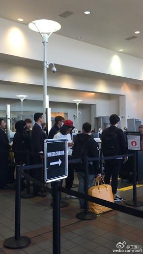 Big Bang - Los Angeles Airport - 06oct2015 - bofl - 17