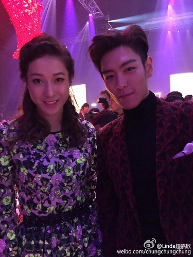 TOP - amfAR Charity Event - 14mar2015 - chungchungchung - 01