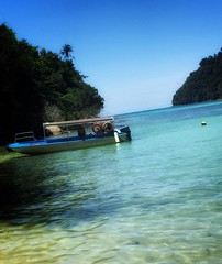 pulau sapi   Marine Park is a cluster of islands; Pulau Gaya, Pulau Sapi, Pulau Manukan, Pulau Mamutik and Pulau Sulus. Visits to these premises require prior bookings. Pulau Sapi, Manukan and Mamutik host beach activities as well as snorkeling and diving