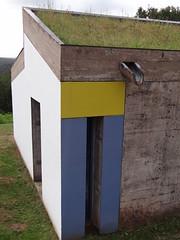 L'abri du pèlerin (Le Corbusier) - Ronchamp