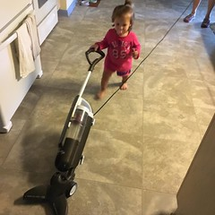 Lets try vacuuming
