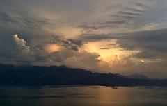 Turneresque sundown