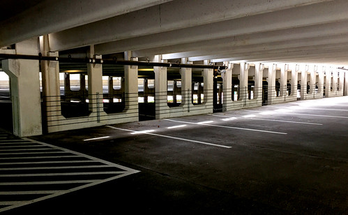 Garage Parking Lot