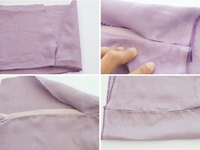 Diy fluted hem skirt Â« a pair & a spare