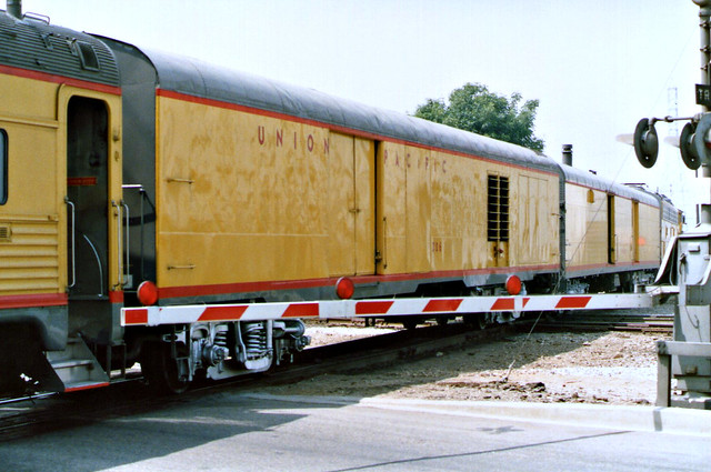 Union Pacific Power Car #206