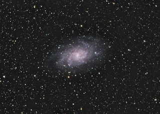 M33 The Pinwheel Galaxy 190812