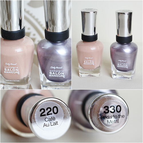 Sally Hansen Complete salon manicure fragrance direct