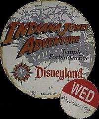 First (misprint) Future Adventurer Sticker