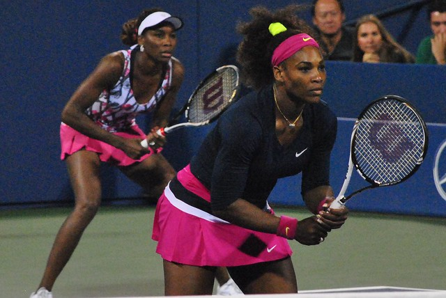 Tennis exec fined for sexist comments about the Williams sisters