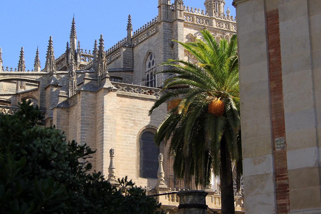 Bienvenidos a Sevilla