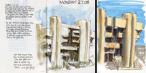 120906 Watercolour vs Marker CBC Bank