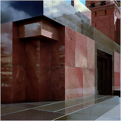 Richard Pare Mausoleum Corner 1998
