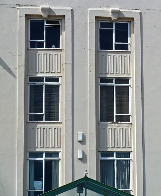 Art Deco Facade Flickr Photo Sharing