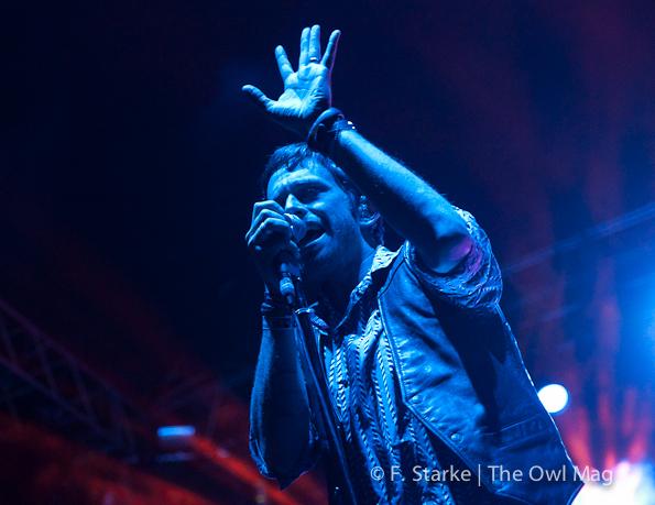 Yeasayer @ FYF Fest 2012, Los Angeles