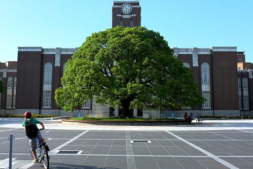 2012夏日大作戰 - 京都 - 京都大学 (4)