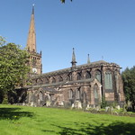 The Parish Church of St Peter & St Paul, Witton Lane, Aston