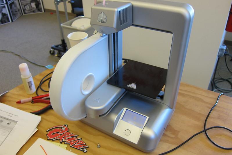 Imprimante 3D cube