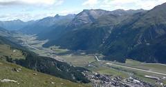 Putování kantonem Graubünden
