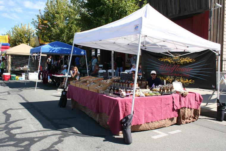 Tehachapi Oktoberfest 2012