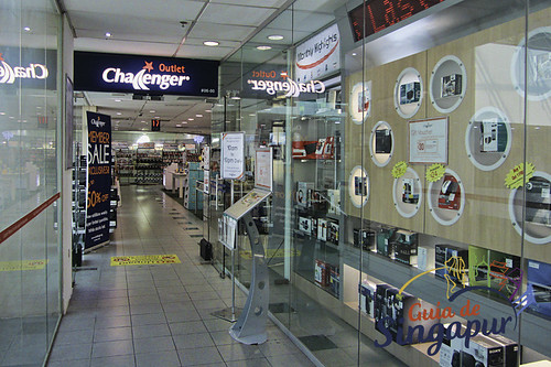 Funan Digitalife Mall, Singapore