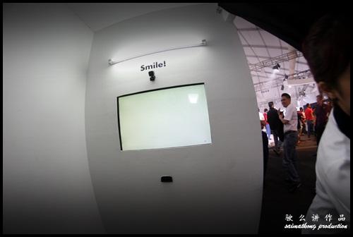 Photo Booth at Volkswagen Das Auto Show