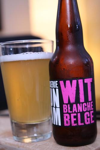 Brasserie Dunham Wit Blanche Belge