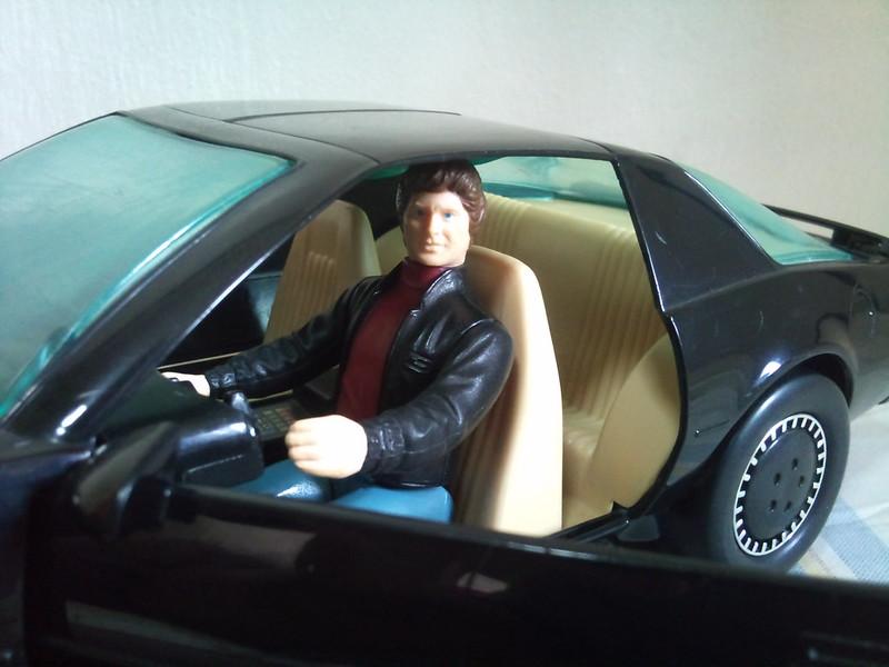 Kenner Knight Rider KITT Voice Car - knight rider online